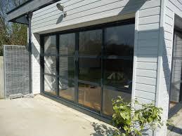Peut On Remplacer Une Porte De Garage Par Une Baie Vitree Coulissante La Menuiserie De Martin