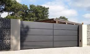 Le portail aluminium : des avantages considérables !