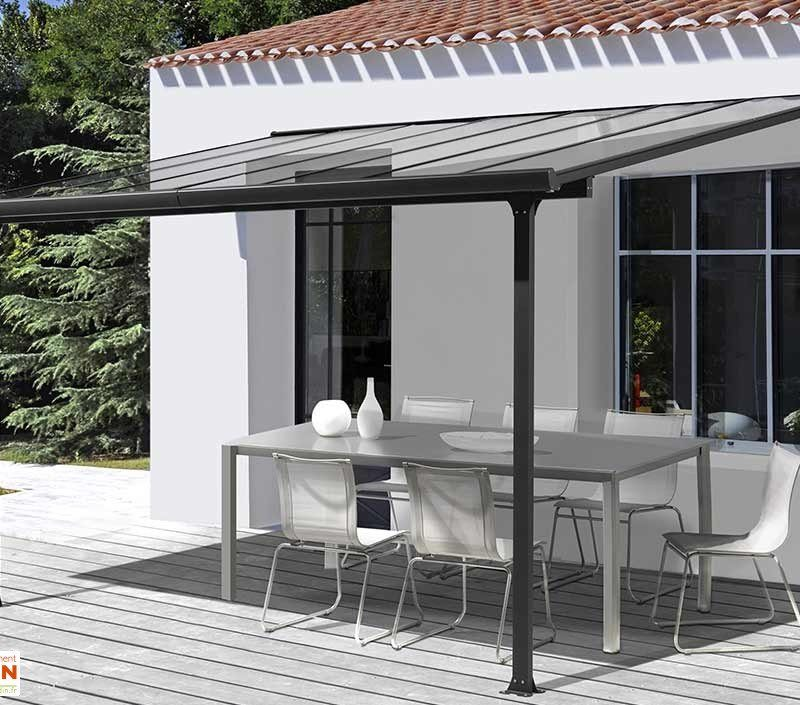 comment faire pergola fer