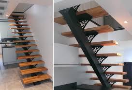 Pose d'un escalier en bois avant ou après le carrelage