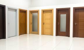 Les différents modèles de porte d'entrée