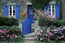 Les couleurs tendances des portes et de fenêtres